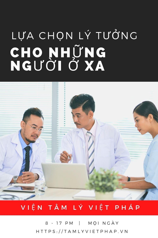 tri lieu tam ly online ly tuong cho nguoi o xa