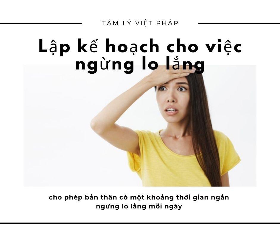lap ke hoach cho viec ngung lo lang