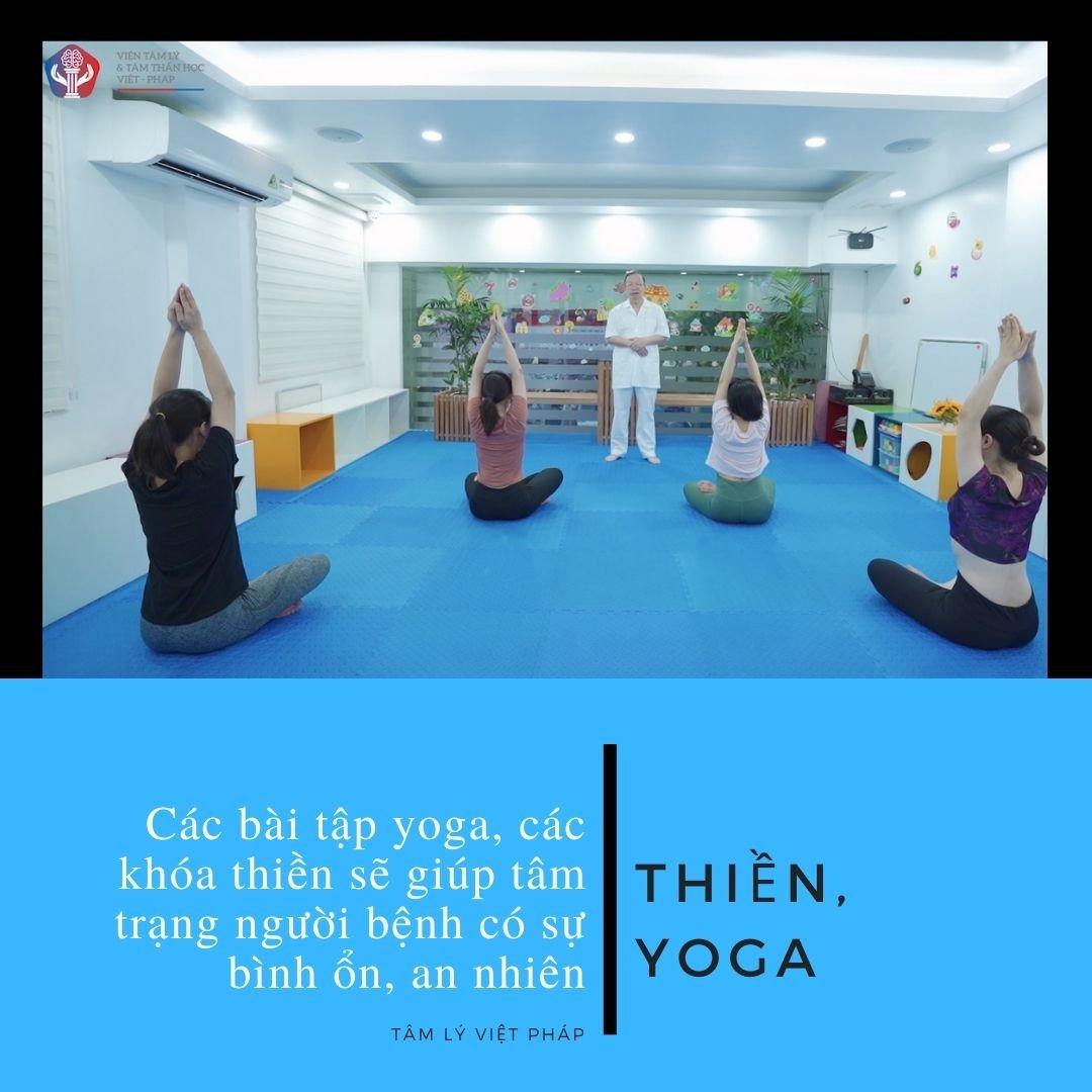 thien yoga dieu tri tram cam