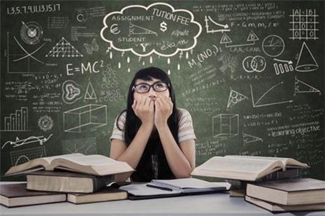 Ứng phó với stress trong học tập và thi cử