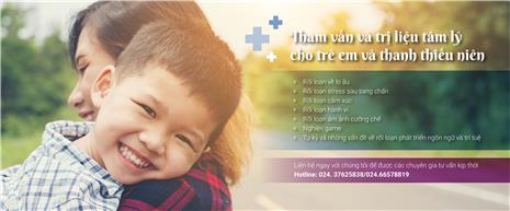 Trị liệu tâm lý trẻ em
