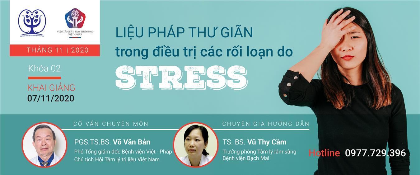 Banner KHÓA STRESS